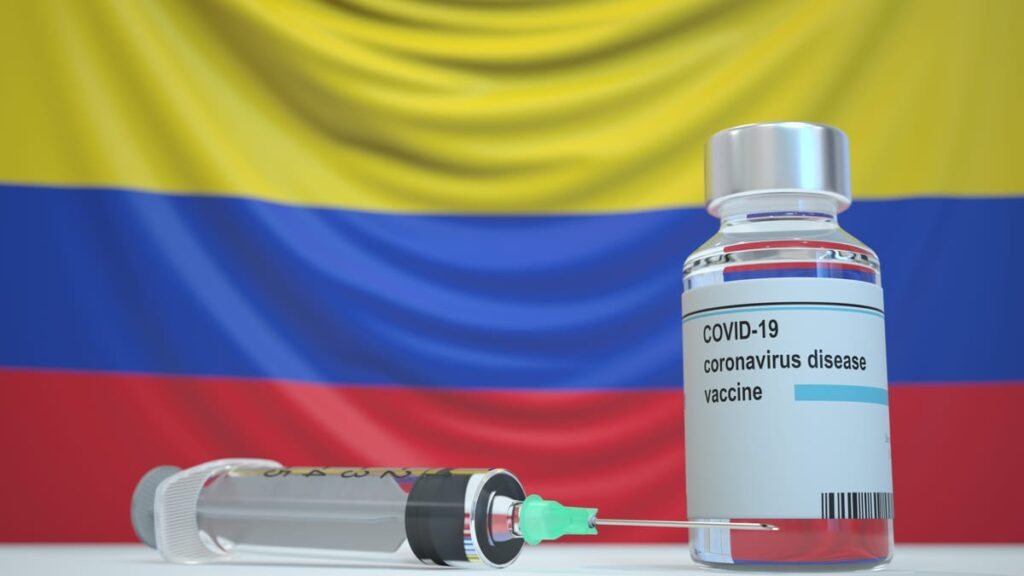VACUNACION COVID COLOMBIA
